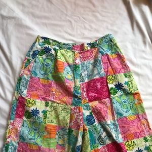 Lilly Pulitzer classic shorts